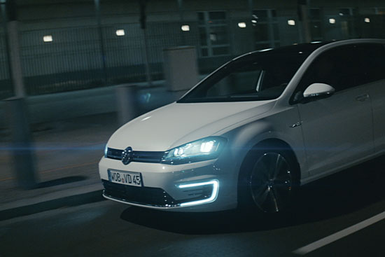 VW – Electricity is beautiful