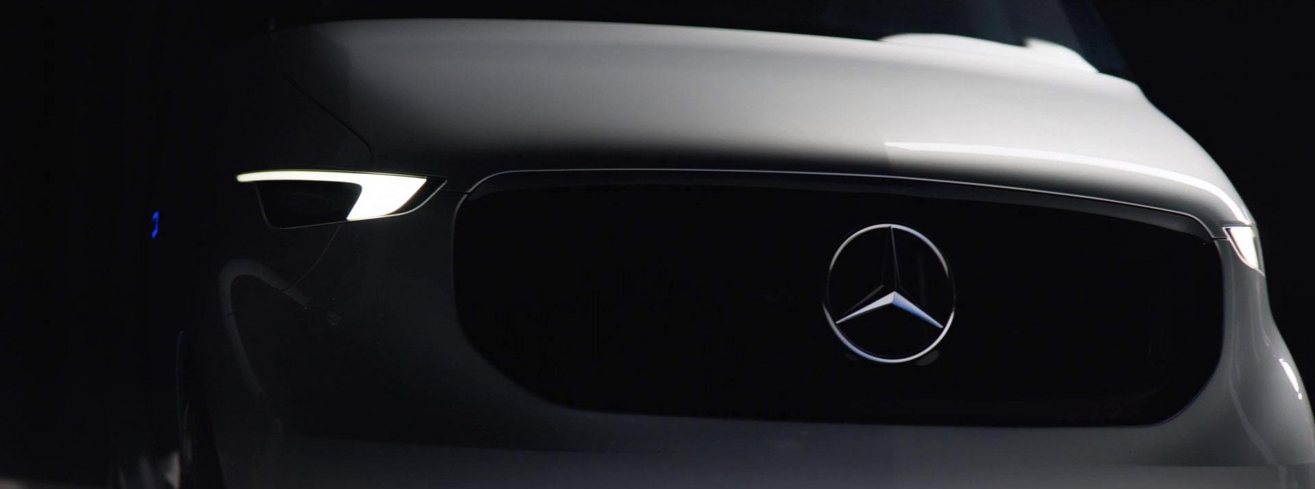 Mercedes Vision Van - DIRECTORS DUO - Kratzin & Schlierf